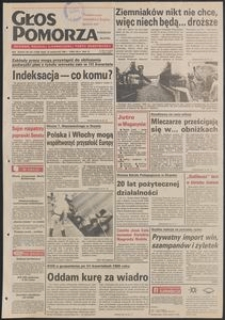 Głos Pomorza, 1989, październik, nr 245