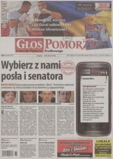 Głos Pomorza, 2011, wrzesień, nr 210