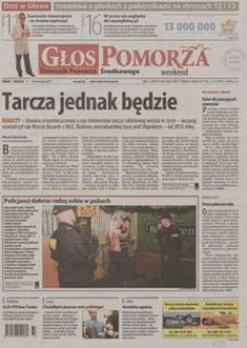 Głos Pomorza, 2011, wrzesień, nr 217