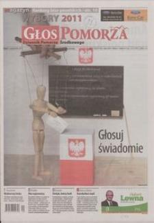 Głos Pomorza, 2011, październik, nr 234
