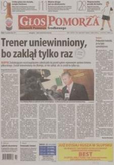 Głos Pomorza, 2011, październik, nr 244