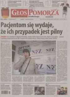 Głos Pomorza, 2011, październik, nr 247