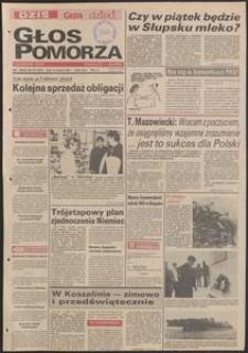 Głos Pomorza, 1989, listopad, nr 277