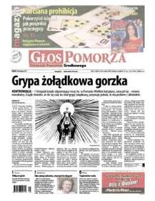 Głos Pomorza, 2011, listopad, nr 257