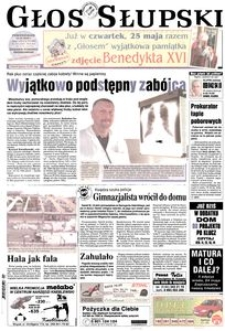 Głos Słupski, 2006, maj, nr 118