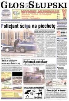 Głos Słupski, 2006, czerwiec, nr 136