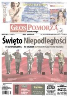 Głos Pomorza, 2011, listopad, nr 262