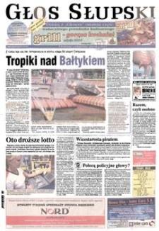 Głos Słupski, 2006, lipiec, nr 156