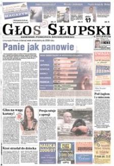 Głos Słupski, 2006, sierpień, nr 193
