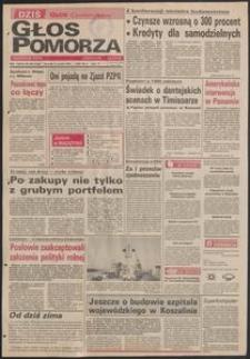 Głos Pomorza, 1989, grudzień, nr 296