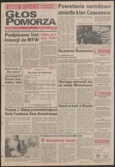 Głos Pomorza, 1989, grudzień, nr 298