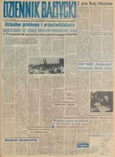 Dziennik Bałtycki, 1981, nr 158