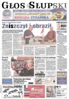 Głos Słupski, 2006, sierpień, nr 200