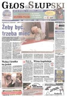 Głos Słupski, 2006, wrzesień, nr 210