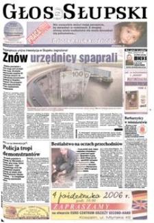Głos Słupski, 2006, październik, nr 232