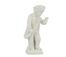 Figurka porcelanowa - chłopiec