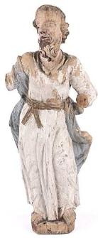 Sculpture Apostle