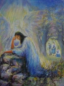 Modlitwa Pana Jezusa w Ogrójcu