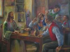 Ustanowienie Eucharystii - Ostatnia Wieczerza