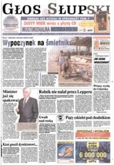 Głos Słupski, 2006, październik, nr 249