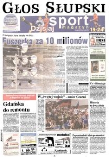 Głos Słupski, 2006, listopad, nr 259
