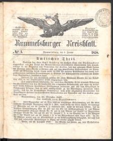 Rummelsburger Kreisblatt 1858