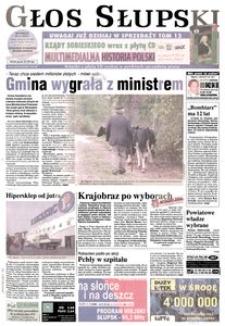 Głos Słupski, 2006, listopad, nr 277