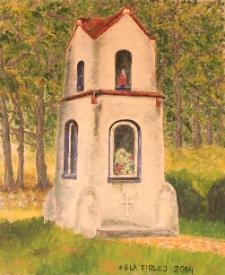 Kapliczka w Nowym Dworze Wejherowskim