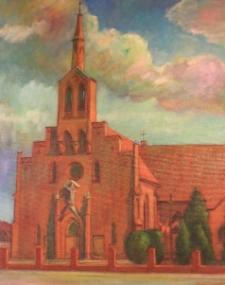 Kościół w Bolszewie