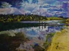 Jezioro Ustarbowo