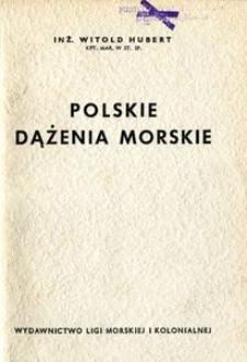 Polskie dążenia morskie