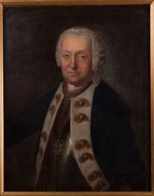 Portret Petera Christopha v. Zitzewitz