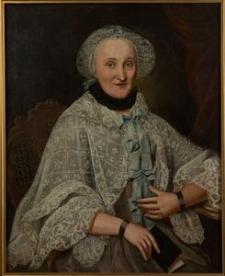 Portret starszej damy