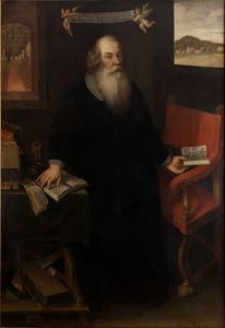 Portret Michała Mostnika