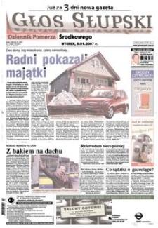 Głos Słupski, 2007, styczeń, nr 7