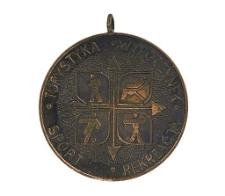 Medal - Rada Kultury Fizycznej i Turystyki WRZZ Słupsk