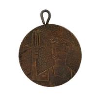 Medal - III Centralna Spartakiada Młodzieży