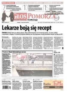Głos Pomorza, 2011, listopad, nr 272