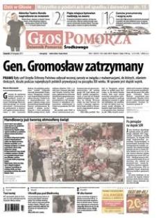 Głos Pomorza, 2011, listopad, nr 273