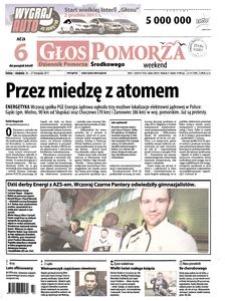 Głos Pomorza, 2011, listopad, nr 275