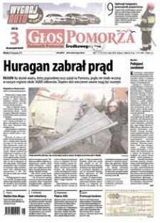 Głos Pomorza, 2011, listopad, nr 277