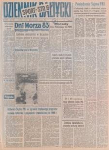 Dziennik Bałtycki, 1983, nr 124