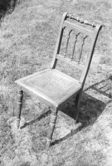 Krzesło - Borsk [2]
