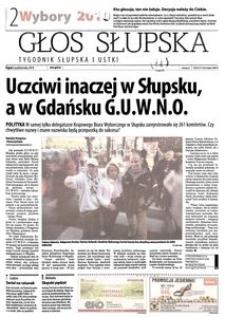 Głos Słupska : tygodnik Słupska i Ustki, 2010, październik, nr 236