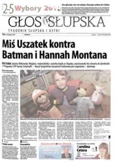 Głos Słupska : tygodnik Słupska i Ustki, 2010, listopad, nr 270