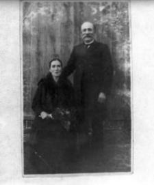 Kopia zdjęcia z początku XX wieku - Bestra Suka