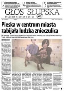 Głos Słupska : tygodnik Słupska i Ustki, 2011, styczeń, nr 10