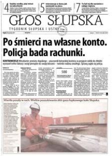 Głos Słupska : tygodnik Słupska i Ustki, 2011, styczeń, nr 22