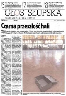 Głos Słupska : tygodnik Słupska i Ustki, 2011, luty, nr 28