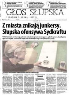 Głos Słupska : tygodnik Słupska i Ustki, 2011, luty, nr 40